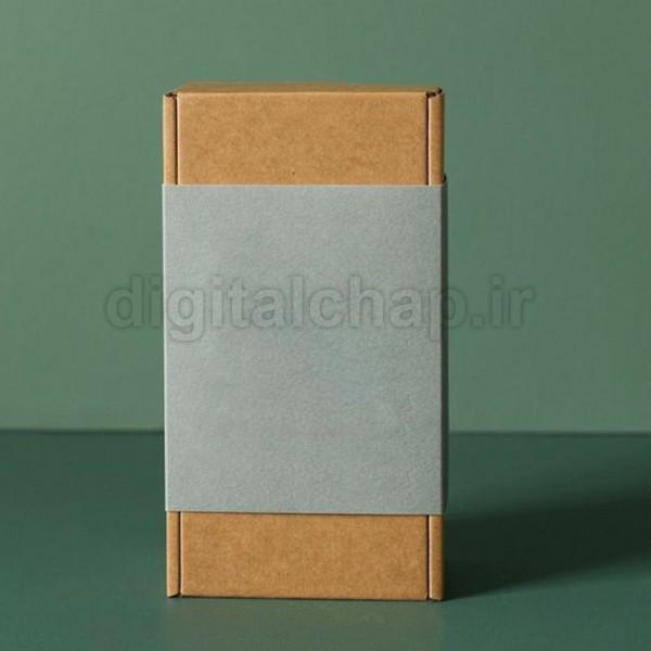 ماکت و نمونه جعبه